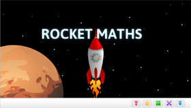 Use Rocket Maths to help students mental maths capabilities.