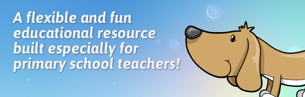 A flexible and fun educational resource built especially for Primary School Teachers!