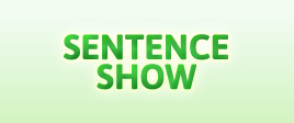 View game: Sentence Show